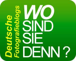 Deutsche Fotografie Blogs - Wo sind sie denn ?