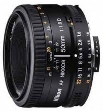 Nikon AF D 50/1,8 NIKKOR Objektiv