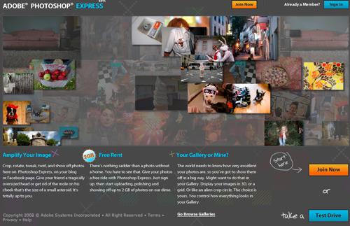 Photoshop Express & Verlorene Bildrechte : Kein Aprilscherz