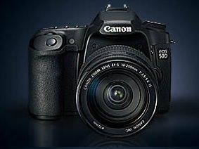 Canon EOS 50D ist da