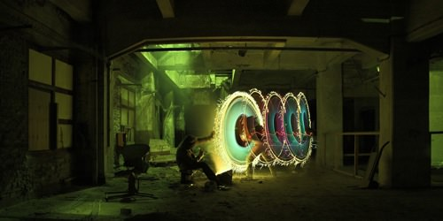 LAPP : Light Art Performance Photography