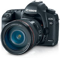5D Mark II : Die neue Canon EOS