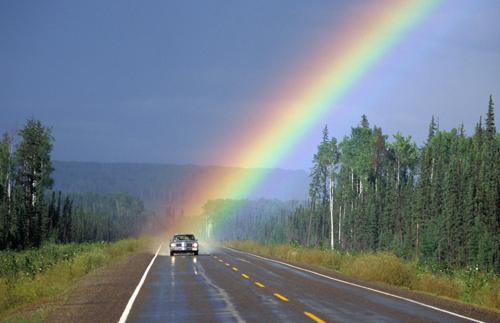 regenbogen foto