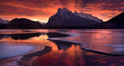 Marc Adamus: Ein beeindruckender Landschaftsfotograf