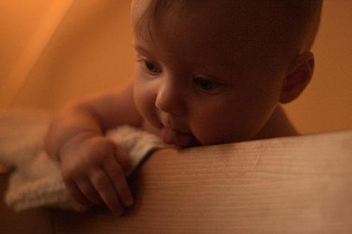 Ich fotografiere mein Kind