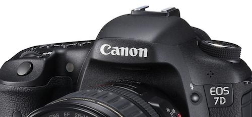 7D - die neue Canon EOS ist da