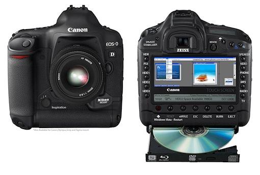 Canon EOS 0D: Meine Traumkamera ist da