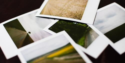 Meine ersten Polaroid Fotos