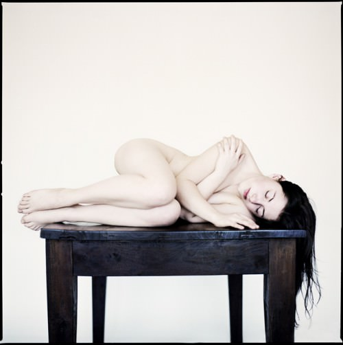 Fotograf: Andrea Hübner, Model: Katja Kemnitz