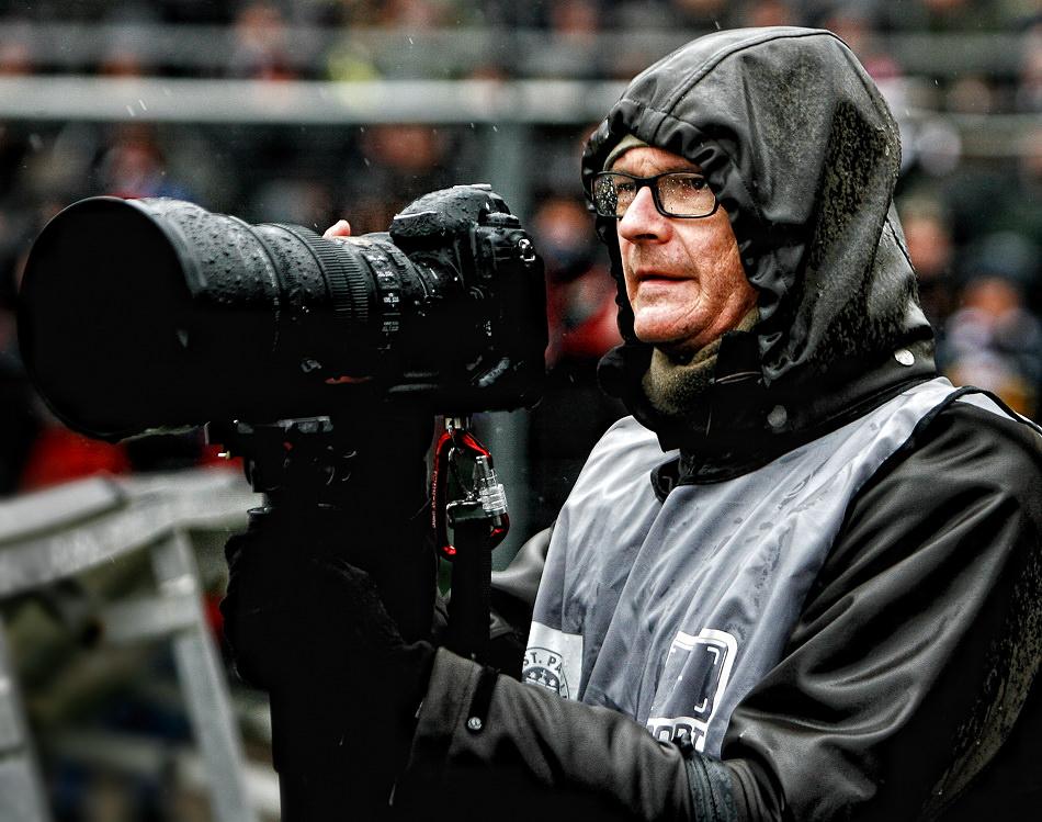 Sportfotograf Stefan Groenveld