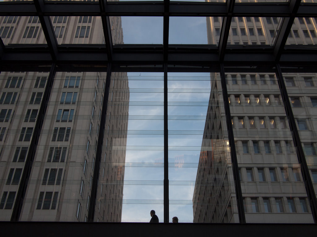 Andreas Levers stellt ein Foto vor: Glow