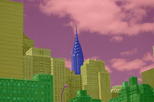 New York - Ebenen