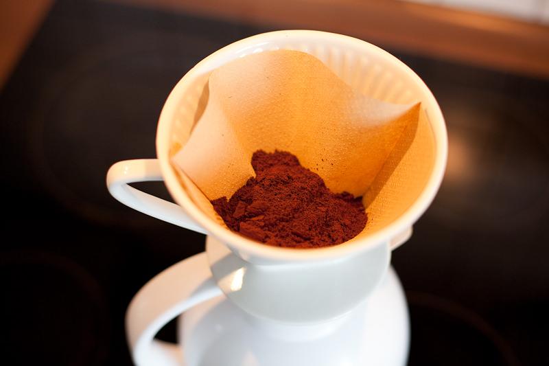 Frischen Kaffee kochen: Eine kleine Fotostrecke
