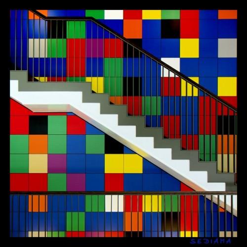 Treppenhaus 8