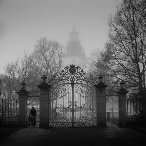 Karlsruhe im Januar