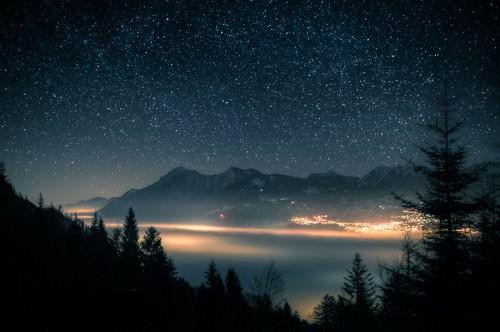 Gonzen Nebelmeer 35mm