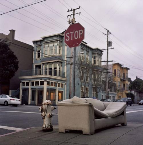 Sofa free, elegant Upper Haight edition | Christopher Hall