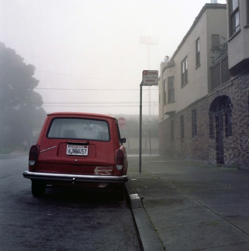 foggy day in San Francisco | Christopher Hall