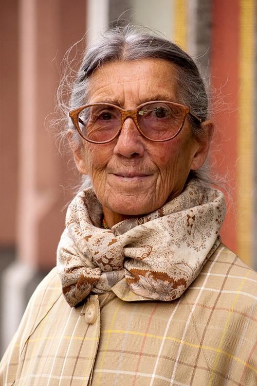 Anders Anziehen: Portrait