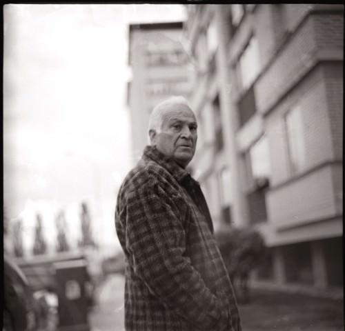Street photography by Nacho Pello