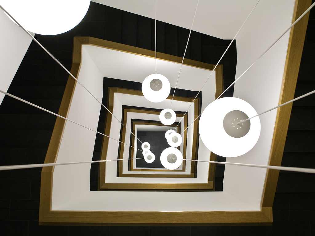 Treppen fotografieren kwerfeldein fotografie magazin for Lampen treppenhaus