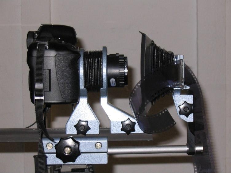 Analoge Fotografie, Negative, Abfotografieren, Scanner