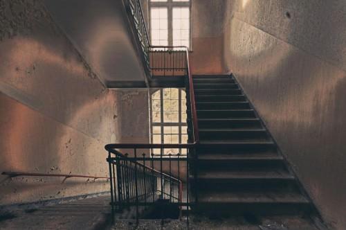 Bild 4: Treppe
