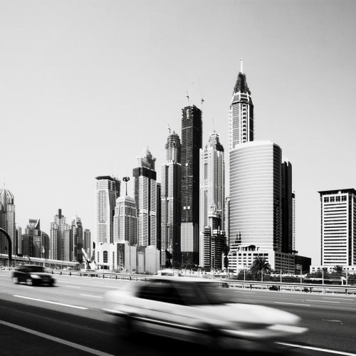 Marina Bay 3, Dubai 2011