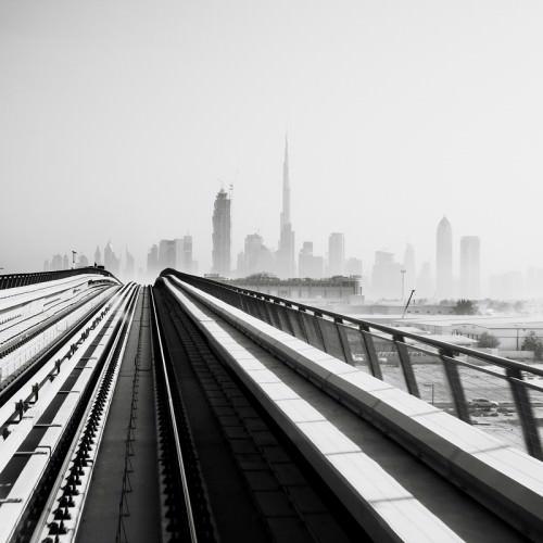 Skyline, Dubai 2011