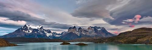 Cuernos del Paine - Copyright Jörg Bonner