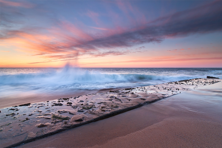 Verlaufsfilter, Landschaft, Landschaftsfotografie, Portuguese Sunset