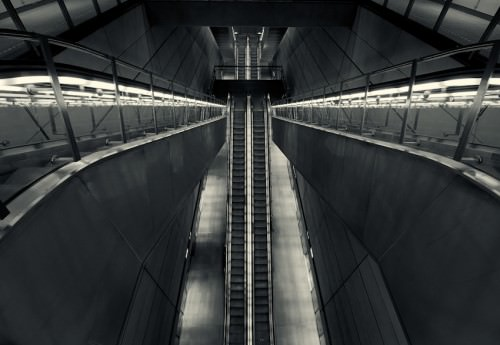 Escalator Studies