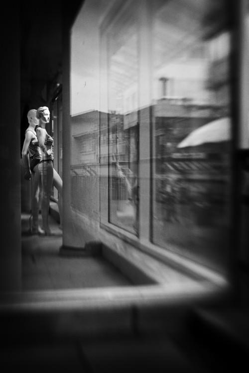 Straßenfotografie mit dem Lensbaby