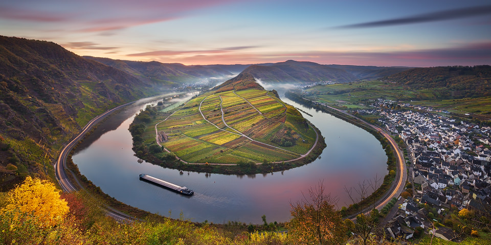 Mosel Bend