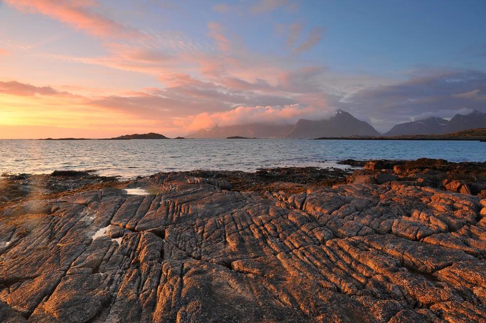 00:02 Uhr Insel Flakstadøya