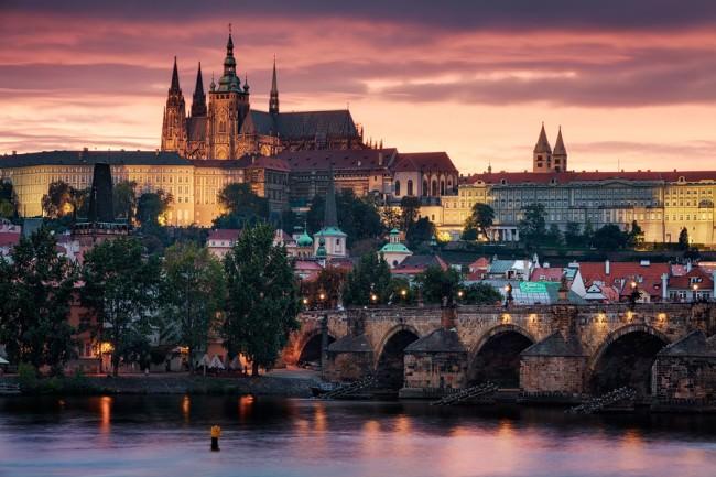 Prague Golden City