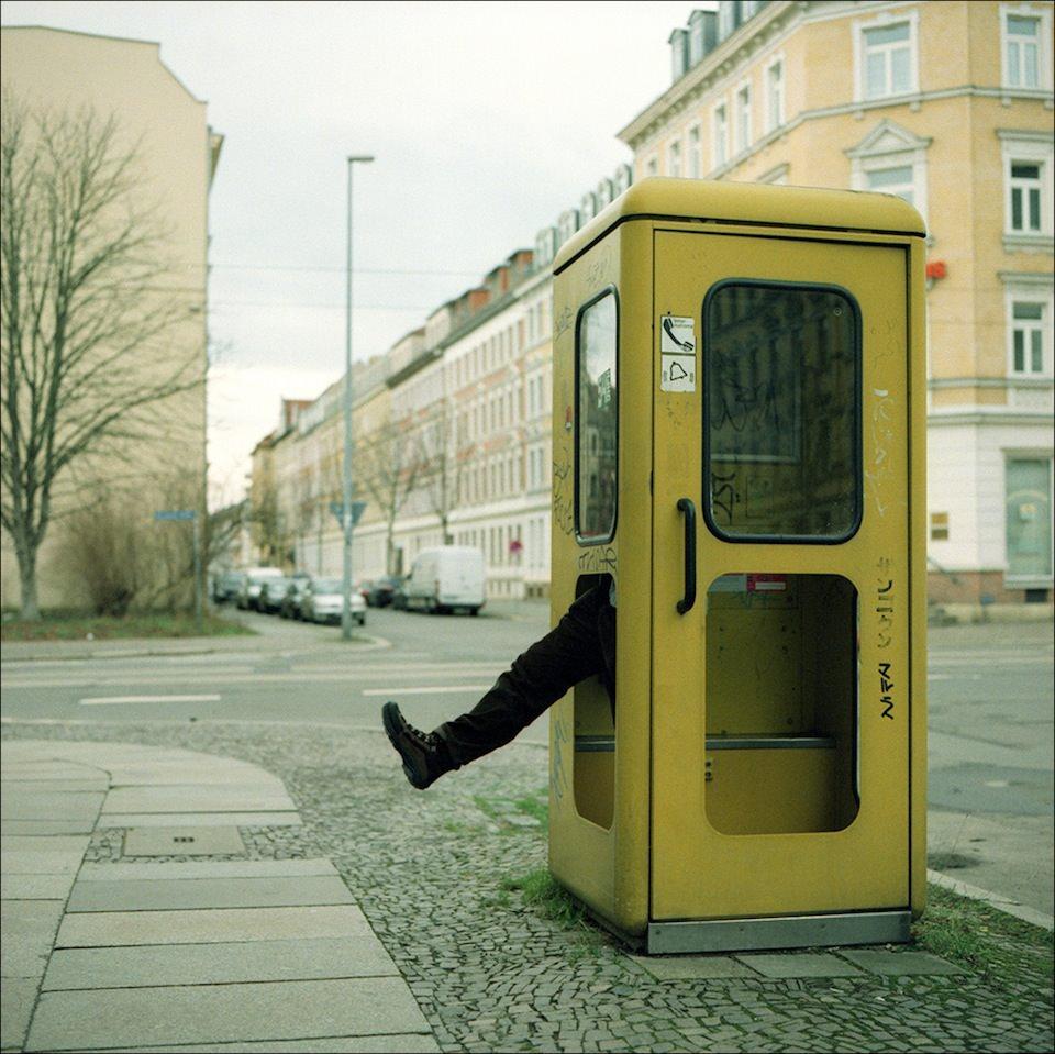 Leipzig. © Flo Dystopia