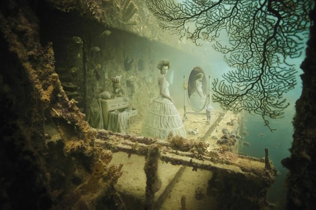 Stavronikita Project by Andreas Franke: Marie