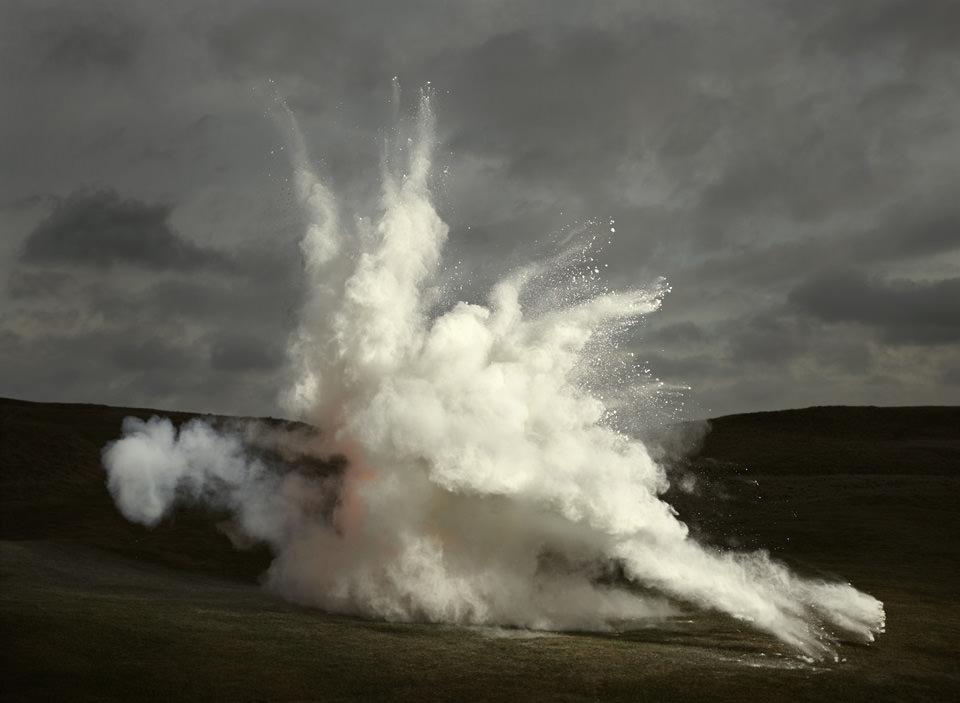 Explosion © Ken Hermann