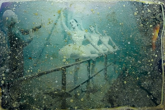 Vandenberg Project by Andreas Franke: Mrs. Pawlowana and her girls Original