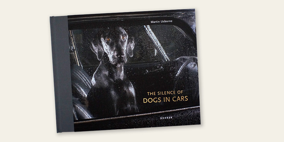 The silence of dogs in cars | © Martin Usborne