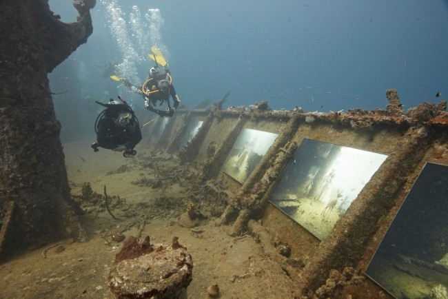 Stavronikita Project by Andreas Franke: Gallery