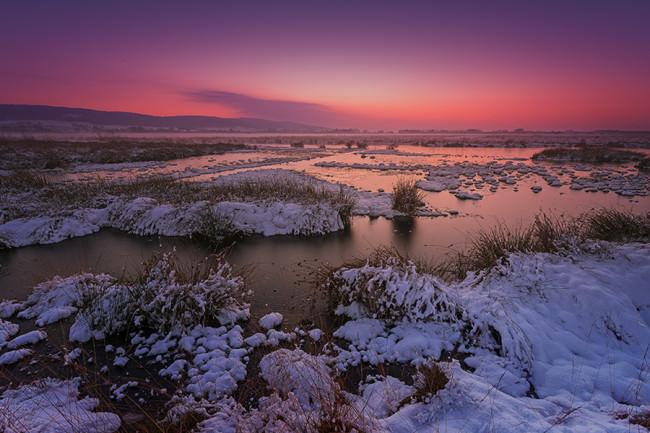 Ein Winterabend - © Kai Hormann