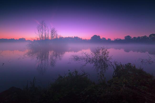Eine Nacht geht zu Ende - © Kai Hormann