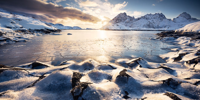 Ice Bay, copyright Stefan Hefele