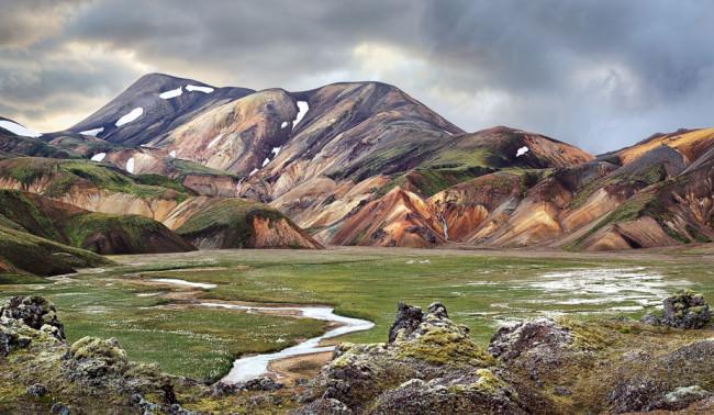 Landmannalaugar Iceland © Shristian Schweiger