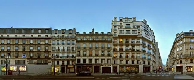 Paris Rue de Rivoli Panorama1 © Jörg Rom