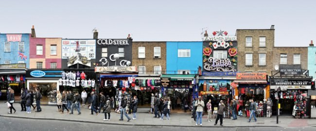 London Camden Town © Jörg Rom