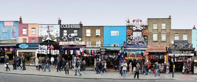 London Camden Town © Jörg Rom
