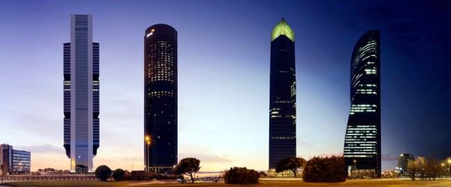Madrid 4 Towers Victor Lavilla © Jörg Rom